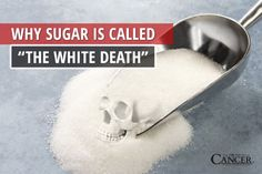 "Why Sugar Is Called ""The White Death"" - Info about sugar, and different types of sweeteners that are good to eat. Sometimes I just need a refresher course!"