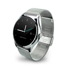 72.99$  Watch now - http://ali45o.worldwells.pw/go.php?t=32697883450 - I02 Smart Watch Slim Thin Metal Round Smartwatch Phone Heart Rate Sync Call Push Message Relogio for iPhone IOS Samsung Android