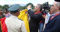 Noticias de Cúcuta: Fue condecorada con alta distinción militar la Ban...