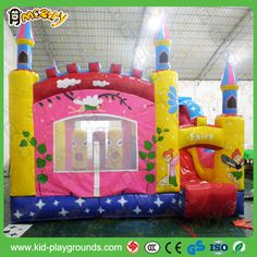 fairy Jumper With Slide