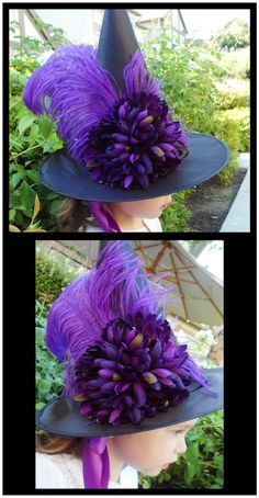 Whimsical Witch Hat - Smart School House