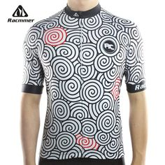Swirls Short Sleeve Jersey