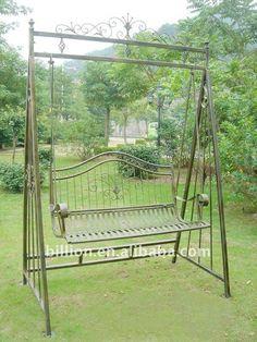 balanço para jardim de ferro - Pesquisa do Google
