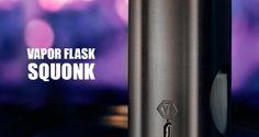 VaporFlask Squonk | el mono vapeador