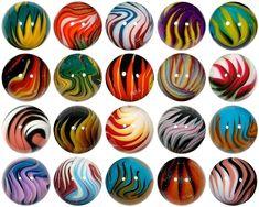 Carl Fisher Contemporary Marbles Peltier Christensen Replicas Custom Made