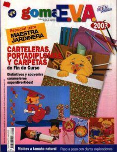 revista para jardin de niños manualidades