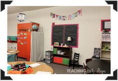 Ready for a new year! Classroom reveal!!