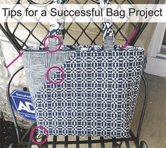 Tips for a Successful Bag Project