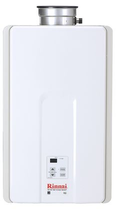 Rinnai V65i: an indoor tankless propane water heater
