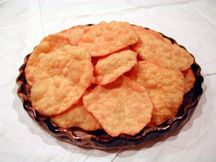 Fried crackers, 14th-15th century England - ties in to Middle Ages history and Eli can help in kitchen