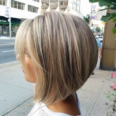 23 Cute Bob Haircuts & Styles for Thick Hair: Short, Shoulder Length Hairstyles