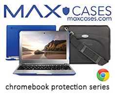 iPad and Chromebook Cases for Schools by MaxCases
