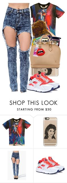 """Untitled #253"" by christianna-futrell ❤ liked on Polyvore featuring Casetify and NIKE"