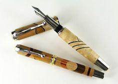 Art Deco Fountain Pens by Matanda