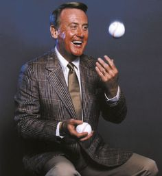 Vin Scully, Booklyn/Los Angeles Dodgers Broadcaster