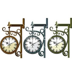 23 Best Silhouettes Clock Vectors Images In 2018