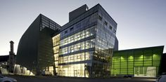Image 1 of 28 from gallery of Bozen Waste to Energy Plant / Cl&aa Architects. Photograph by Alessandra Chemollo