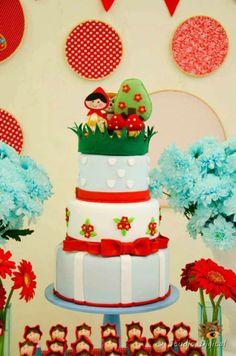 Cristine Josme Festas Personalizadas | Festa Chapeuzinho Vermelho