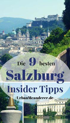 Salzburg ist sehr schön, aber in der Altstadt auch sehr voll. Hier nenne ich dir 9 Salzburg Insider Tipps bzw. Geheimtipps, damit du die tolle Stadt auch abseits der Touristenpfade genießen kannst. Bangkok Thailand, Thailand Travel, Croatia Travel, Italy Travel, Holiday Destinations, Travel Destinations, Salzburg Austria, Reisen In Europa, Las Vegas Hotels