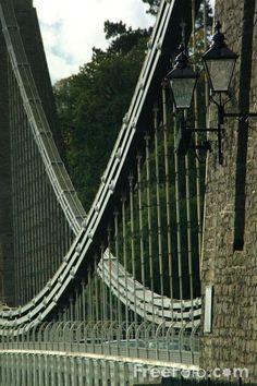 Clifton Suspension Bridge ~ Bristol, England