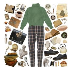 """143. i get that sometimes you think i don't understand"" by tenminutesagoo ❤ liked on Polyvore featuring Yves Saint Laurent, Dr. Martens, PRIVATE LIVES, ESPRIT, CB2, Betmar, Andrea Garland, Le Creuset, Tiffany & Co. and Universal Lighting and Decor"