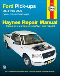 ford ranger  mazda pick ups haynes repair