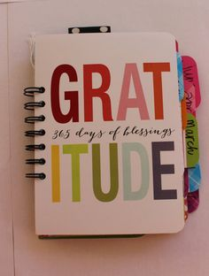 Hey, I found this really awesome Etsy listing at http://www.etsy.com/listing/119725637/gratitude-journal