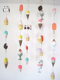 Kim Baise - ice creams