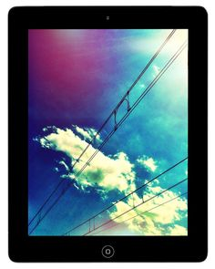 alta tensione pericolo di morte al tempo dell'iPad e iPhone