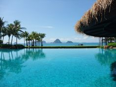 'The Hangover Resort- Phulay Bay Ritz Carlton, Krabi, Thailand Total Body, Dream Vacations, Vacation Spots, Places Around The World, Around The Worlds, Thailand Pictures, Thailand Wallpaper, Krabi Thailand, Phuket