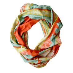 Cute print scarf