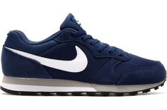best service 0a684 293d8 Nike MD Runner 2 Navy White