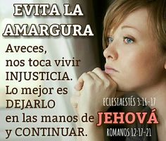 ~Romanos 12:17-21~