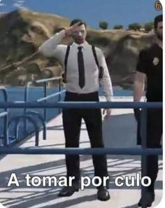 Meme Pictures, Reaction Pictures, Book Memes, Dankest Memes, Dumb Facts, Cries In Spanish, Happy Memes, Little Memes, Gta 5 Online