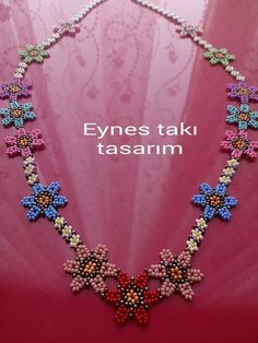 Beaded Necklace Patterns, Beading Patterns, Beaded Jewelry, Handmade Jewelry, Creation Image, Diy Collier, Beaded Spiders, Beaded Ornaments, Beads And Wire