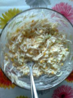 Zelerový šalát s ananásom - obrázok 1
