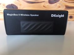 DKnight MagicBox II Bluetooth 4.0 Portable Wireless Speaker, 10W Output  #DKnight