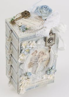 Beautiful Box With Drawers Made Using Pion Designs Days Of Winter