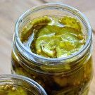 Make these Refrigerator Bread and Butter Pickles before any entertaining occasion for a quick and delicious addition to our CPK BBQ Chicken oven-ready pizza. Bread N Butter Pickle Recipe, Bread & Butter Pickles, Ready Pizza, Refrigerator Pickle Recipes, Sweet Refrigerator Pickles, Zucchini Pickles, Canning Pickles, Pickling Cucumbers, How To Pickle Cucumbers