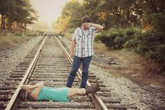 Fun engagement photo ideas