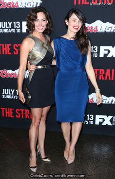 Natalie Brown Premiere of FX's 'The Strain' held at the GA Theater http://icelebz.com/events/premiere_of_fx_s_the_strain_held_at_the_ga_theater/photo8.html