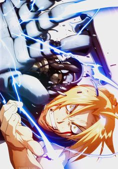 Fullmetal Alchemist fan art?
