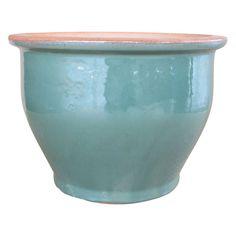 Jade Antique Bell Pot - 18.9in