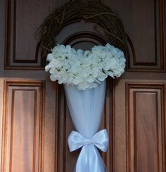 A personal favorite from my Etsy shop https://www.etsy.com/listing/252637374/white-bridal-decoration-wedding