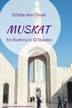 WIr #reisen durch den #oman und erleben #muscat in ein paar Stunden. Was man alles aus einem #Stopover herausholen kann, berichten wir hier.