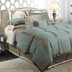 Jennifer Lopez Ocean Drive King Comforter Set