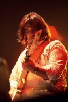 Lowell George of Little Feat on 3/31/78