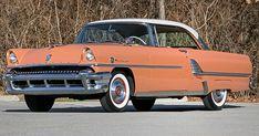 1955 Mercury Monterey Coupe