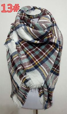 20adb91220d11 83 Best fall scarves images in 2019 | Fall fashion, Ladies fashion ...