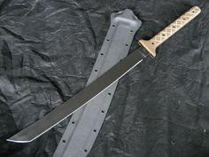 Miller Bros. Blades Tactical Knives and Swords Wajuzashi